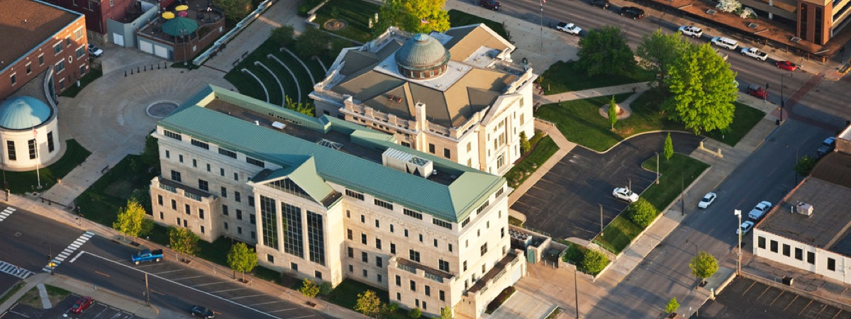 Columbia Missouri Courthouse